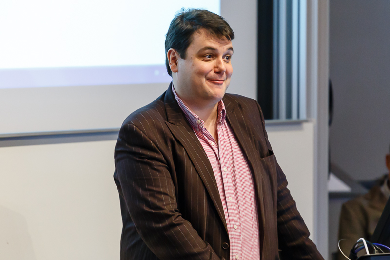 Welcome to the Universoty of Essex from Dr Matthew Grant