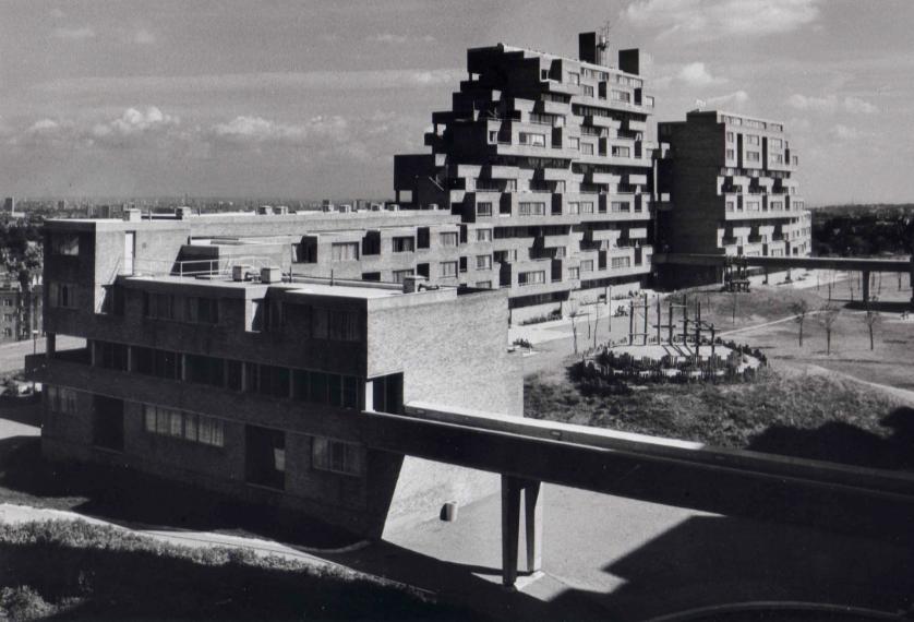 Dawson's Heights, East Dulwich - built 1964-72