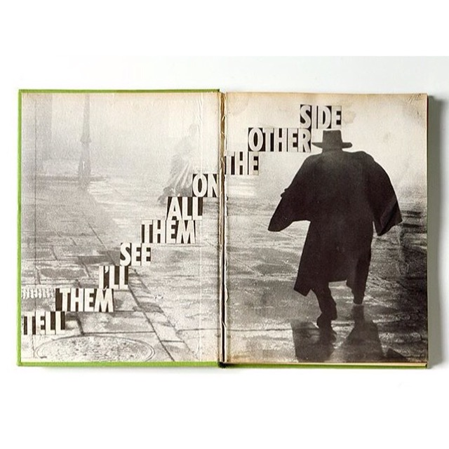 """Untitled (""""Tell Them I'll See...""""), 2006-07 Photocopy, collage, book 12 x 8 3/4 x 1 inches Kopp Collection, Munich Photo Credit: Courtesy of Dash Snow Archive, NYC Courtesy of Contemporary Fine Arts, Berlin / Photo: Jochen Littkemann"""