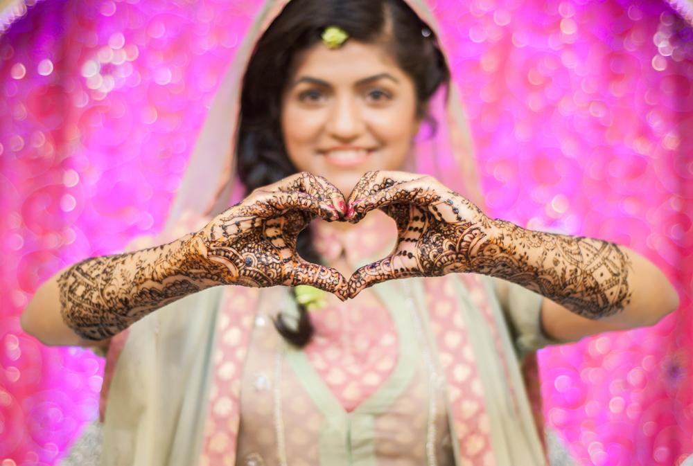 henna pakistani wedding in dc