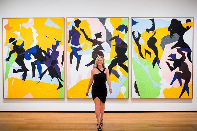 Black and yellow ————————- Fashion photo session at National Gallery of art @ngadc - model : @svetlana1439