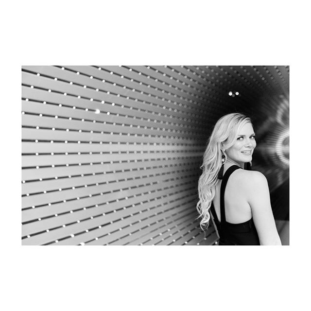 Light, tunnels, and fashion . . . Model: @svetlana1439