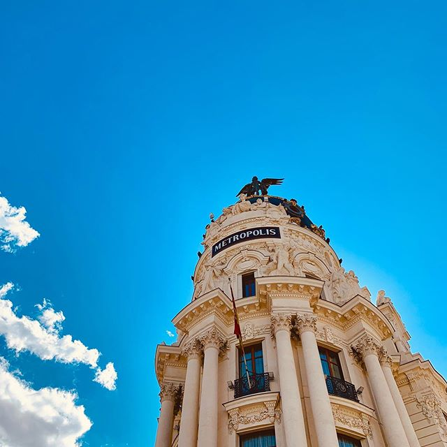 Madrid ... you are beautiful!