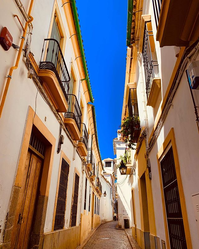Let's walk in narrow alleyways and wander around till we get hungry and find delicious food? ..... Sounds like a great plan 😎
