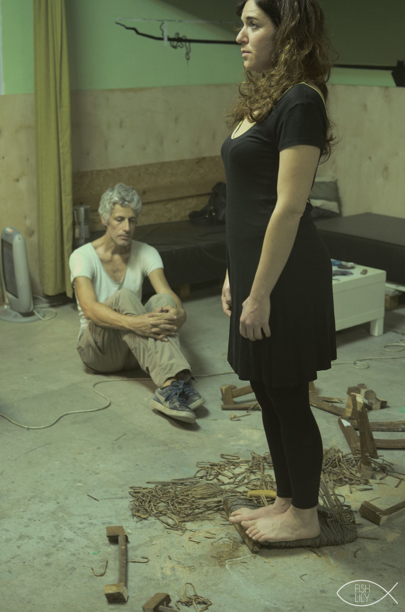 Balance by Ilianna Natsou and Kostas Voulgaris