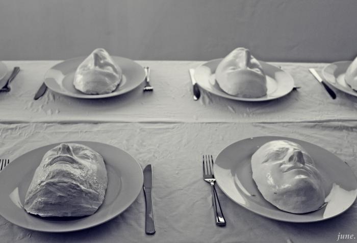 Anna Papathanasiou | Installation. Photo credit: June Whiefield