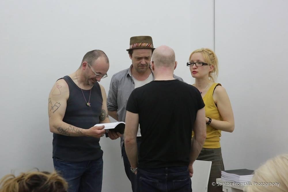 Sound art to Sound Poetry  Workshop at BETON7