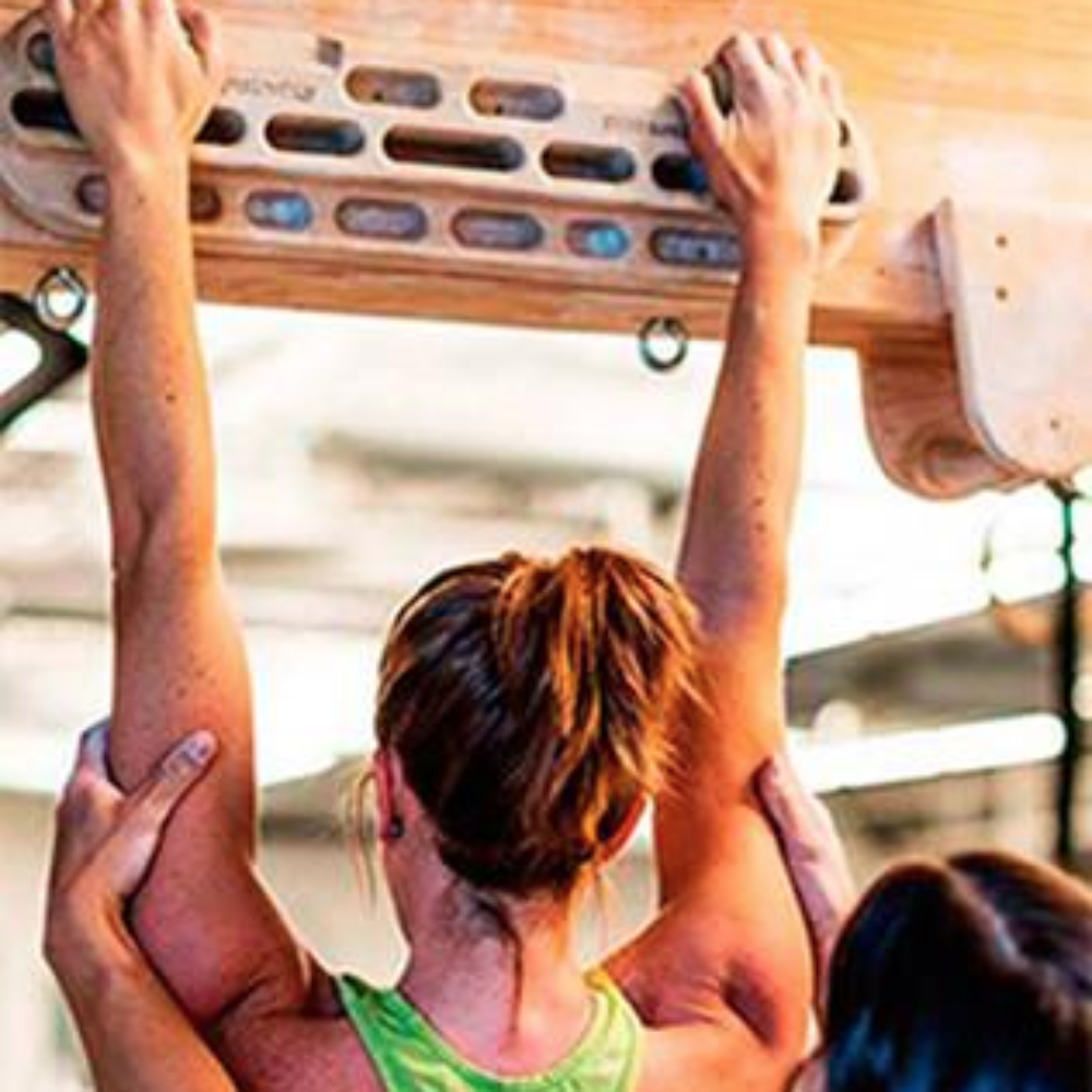HANG RIGHT:  SHOULDER MAINTENANCE FOR CLIMBERS