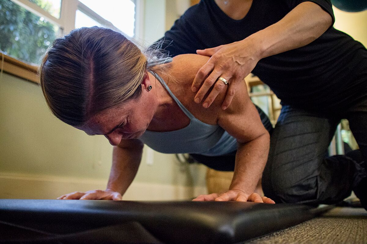 sports physical therapy in SLC