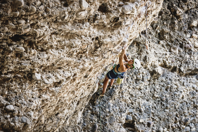 Rock Climbing Maple Canyon