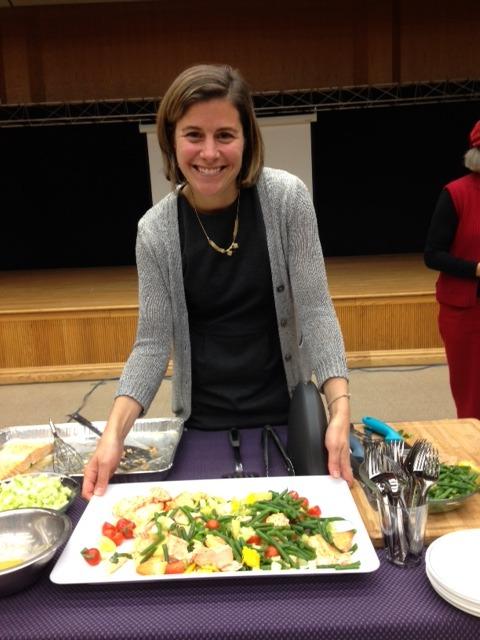 Jenny Rosenstrach S Salmon Salad Ronnie Fein