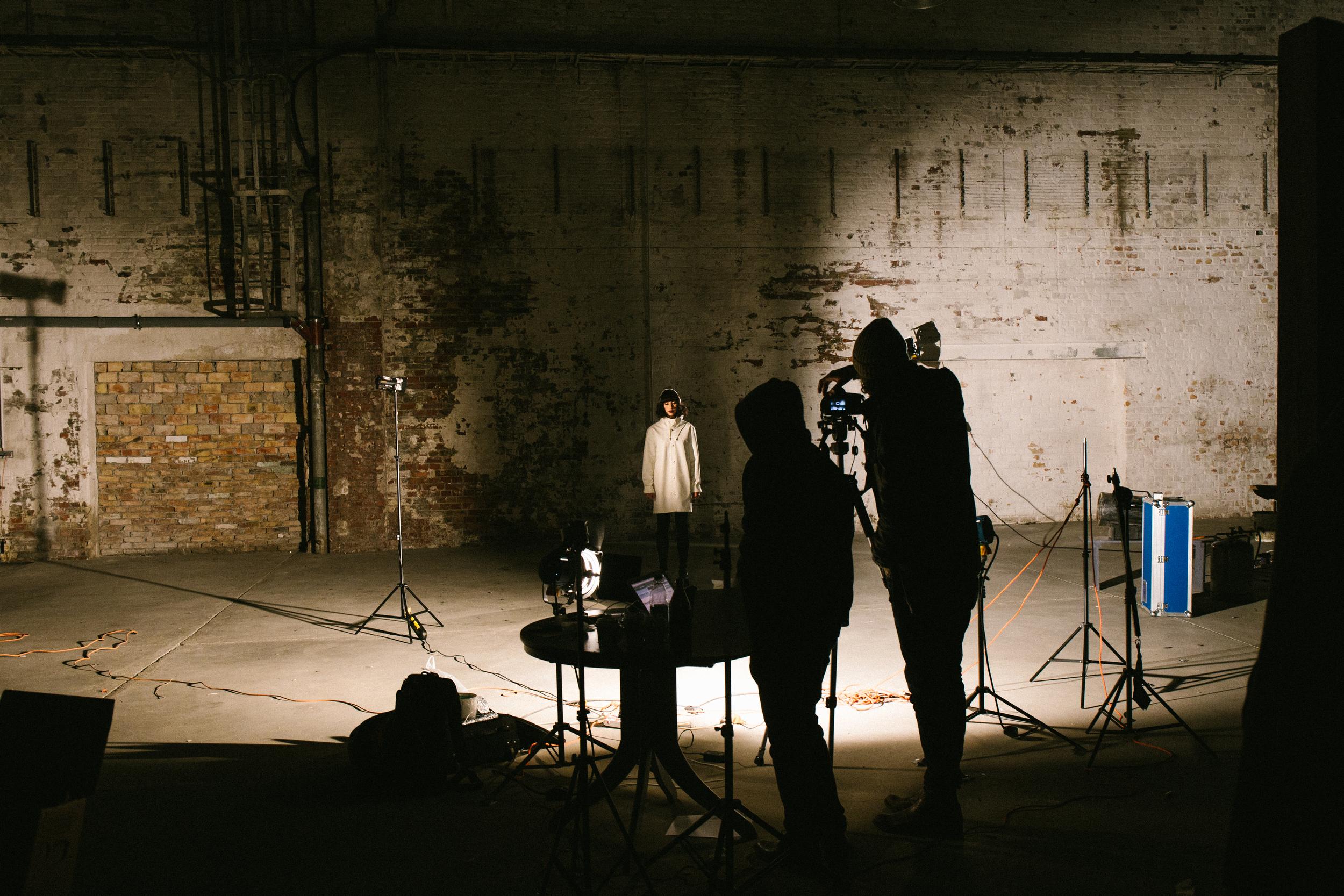 behind the scenes 'goldmine' kimbra
