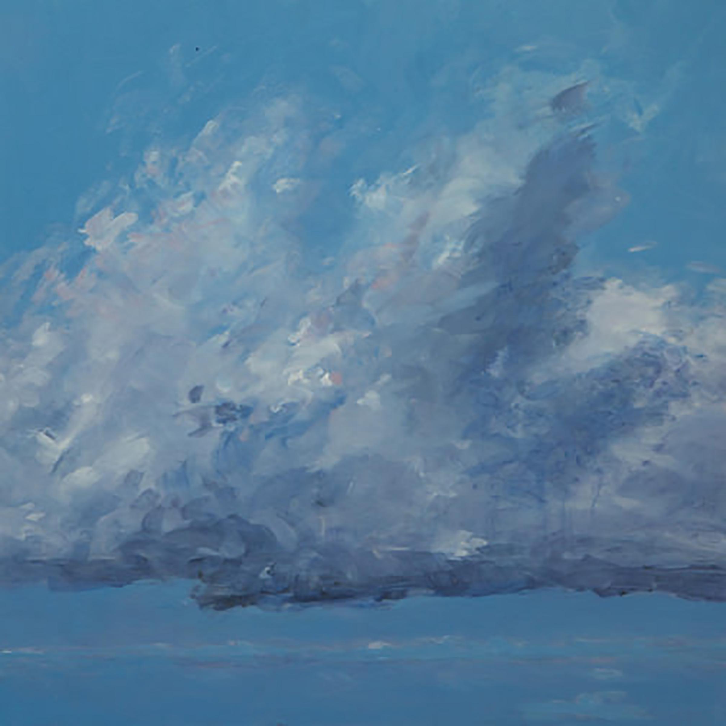 """CLOUDS 1 ( 30x30"""") 2011"""