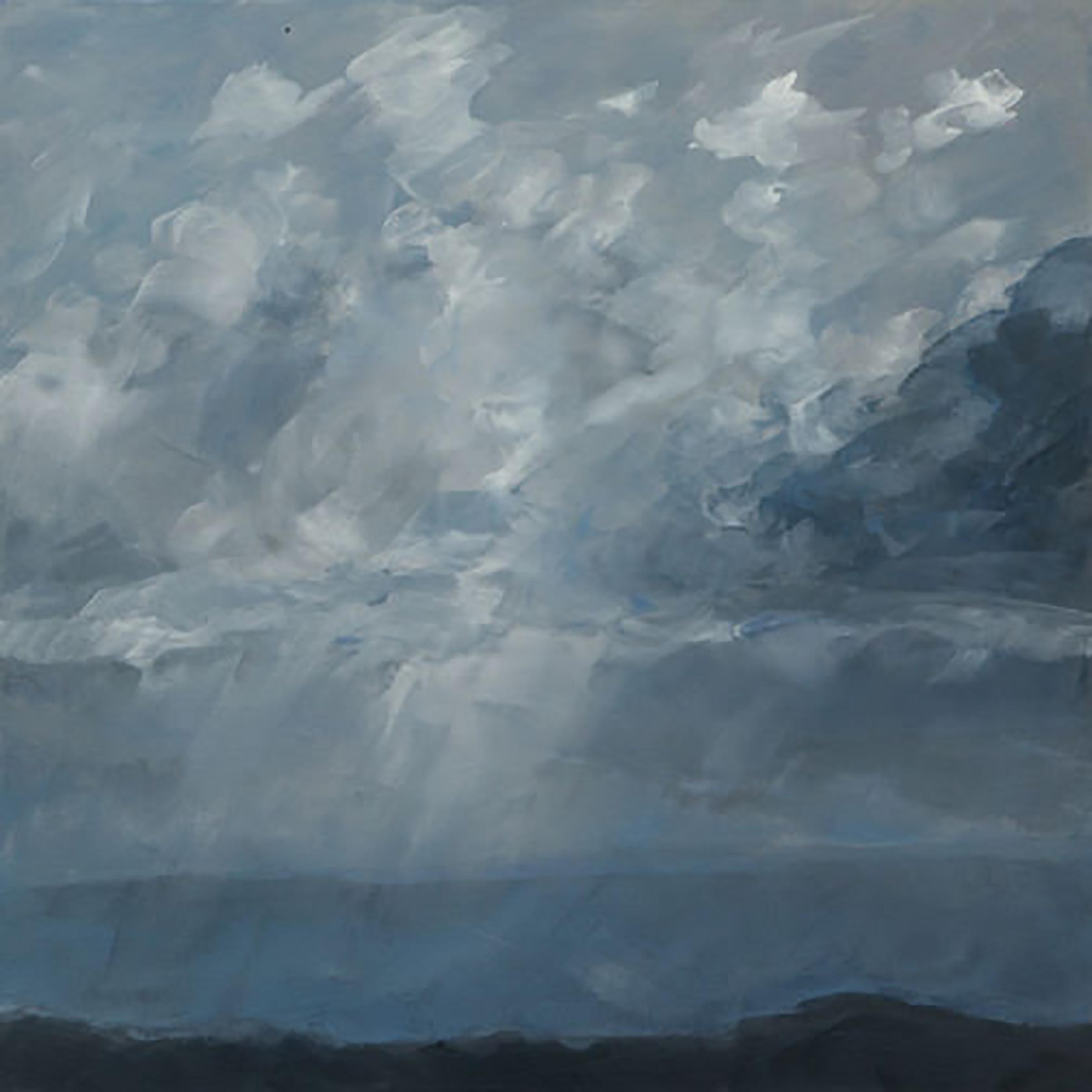 """CLOUDS 2 (24x24"""" ) 2011"""