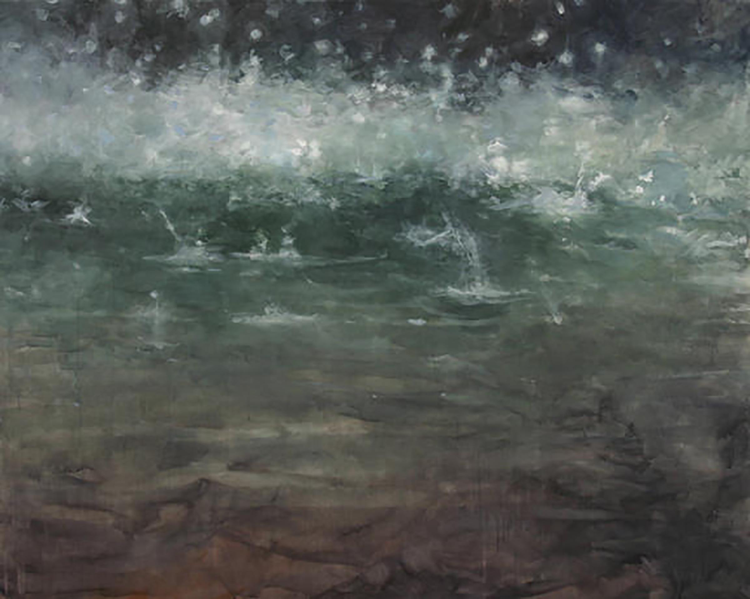 """SPLASH 1 (48x48"""") 2009"""