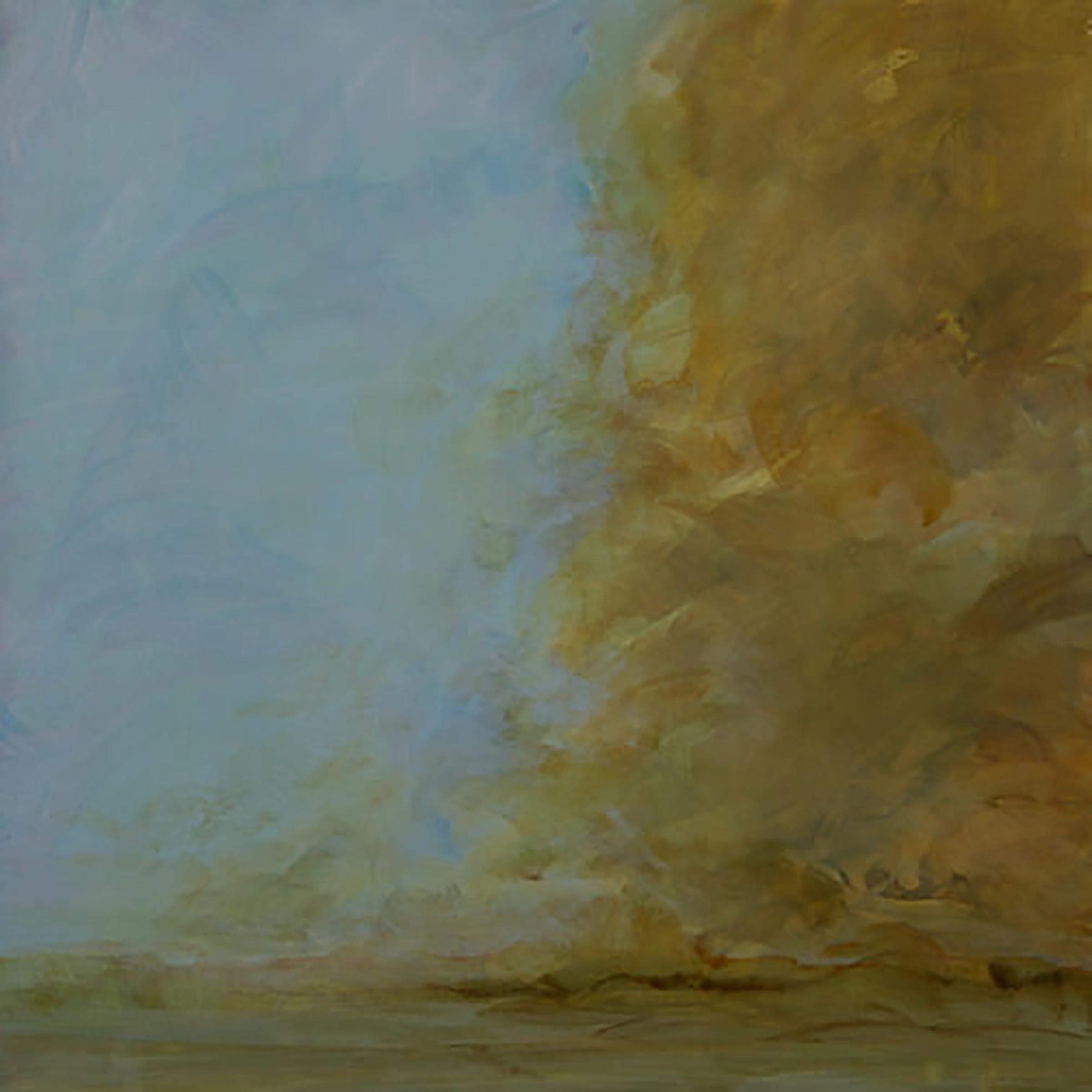 "SAND STORM 1 (24X24"") 2010"