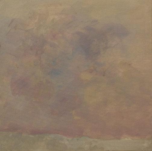"SAND STORM 4 (30x30"" ) 2010"