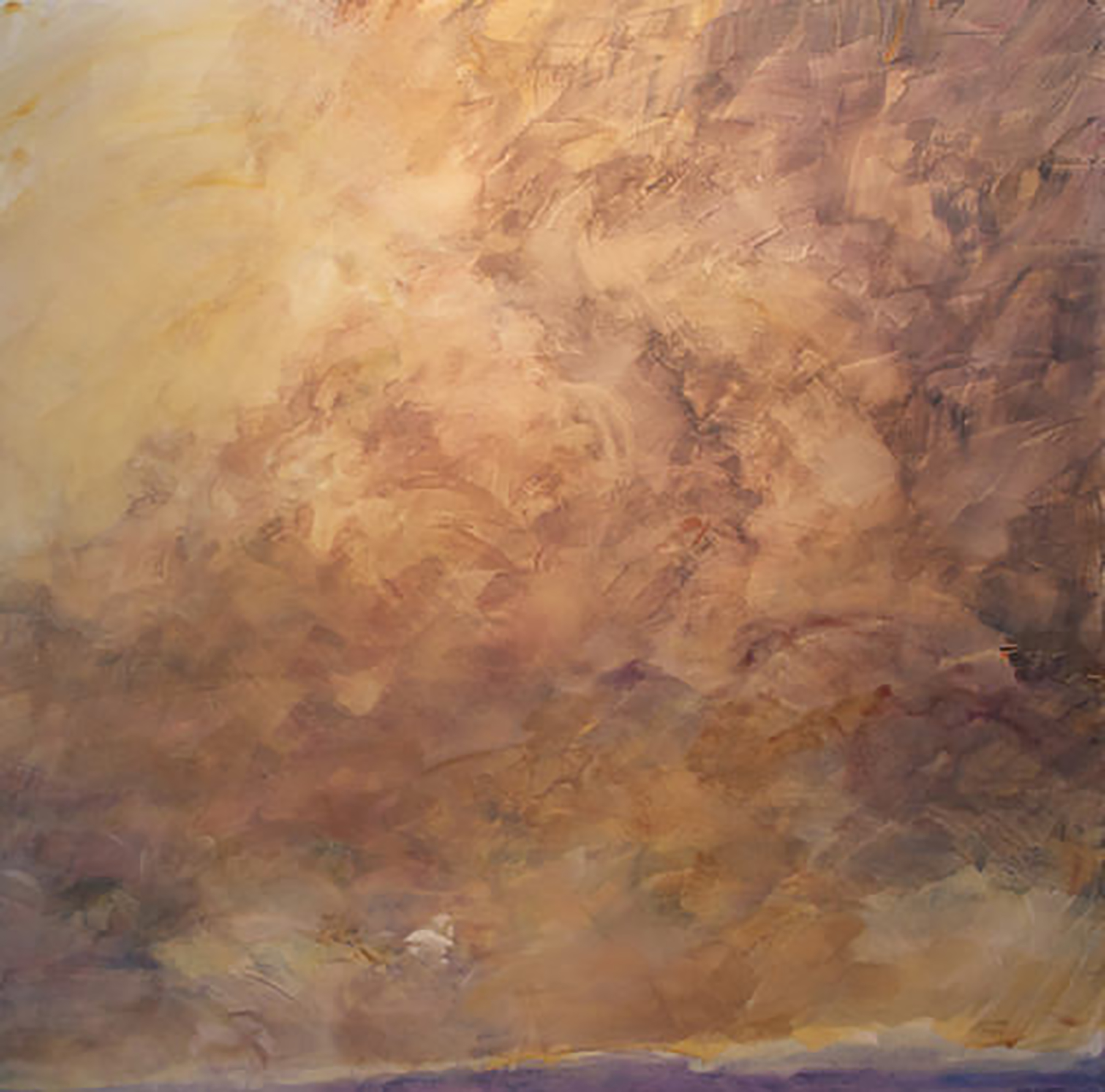 "SAND STORM 2 ( 30x30"") 2010"
