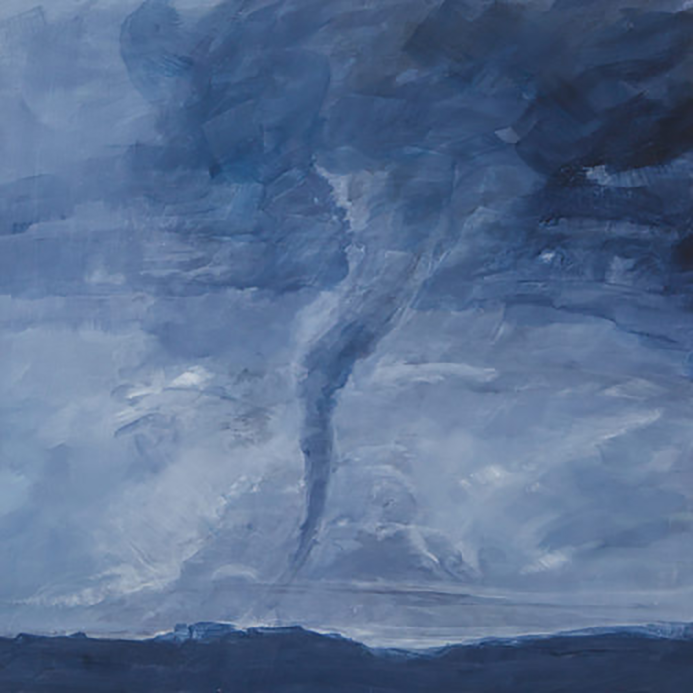 "TORNADO 1 (24x24"")2010"