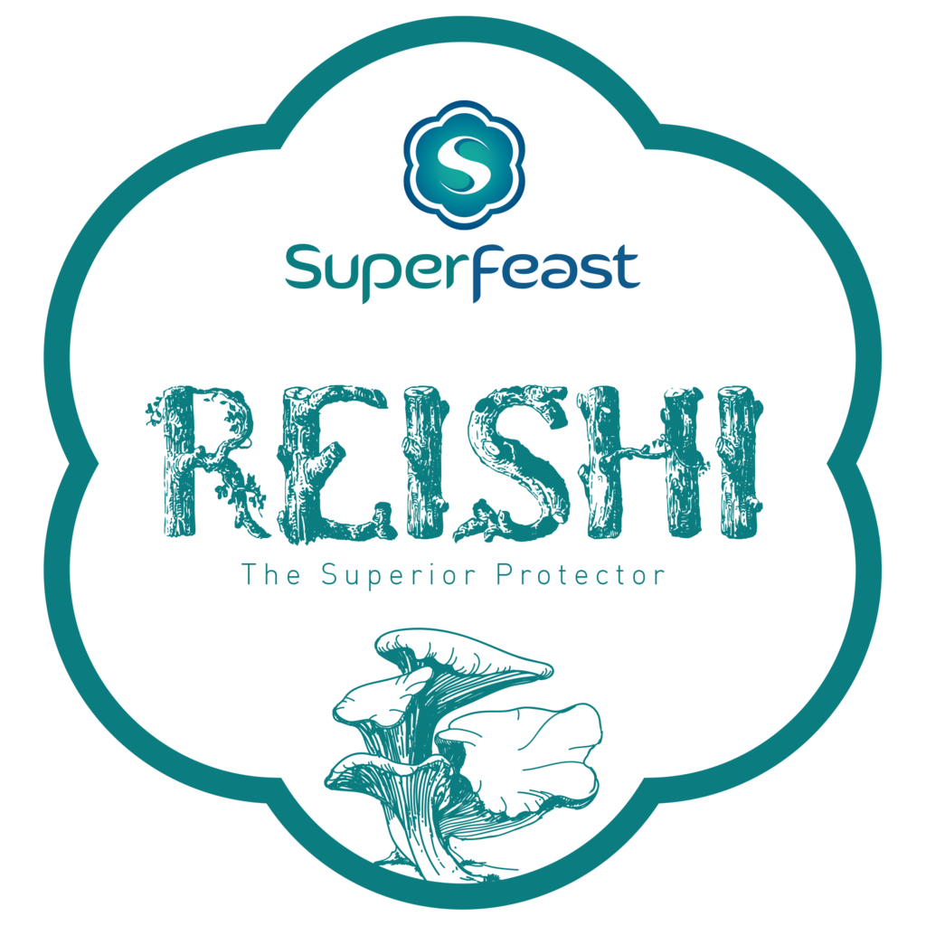 Wild Reishi Mushroom Powdered Extract   + THE SUPERIOR PROTECTOR  +