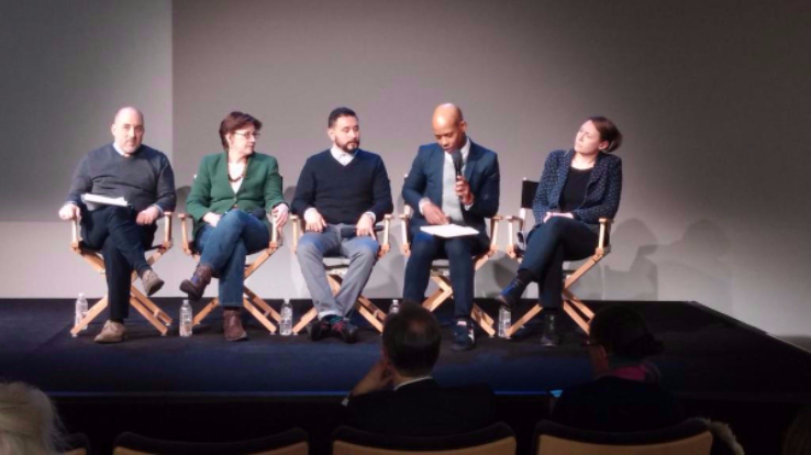 On March 19th, Executive Director Nelle Stokes joined a panel at Apple Soho to discuss the progressive CASA Bigshot program with   ArtsEd Tech NYC   and the NYC   AIE Roundtable  .