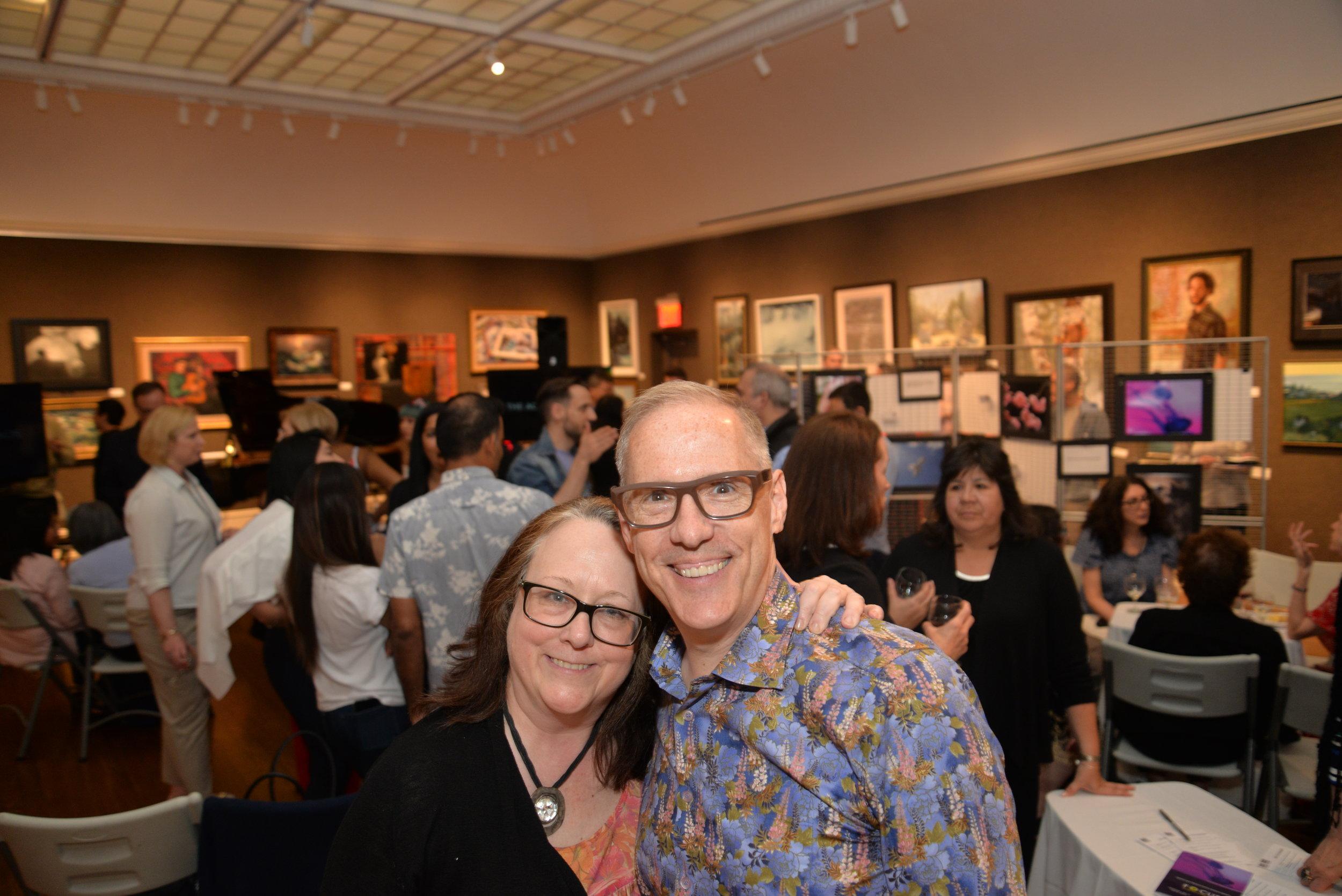 Linda Key & Paul Lucas