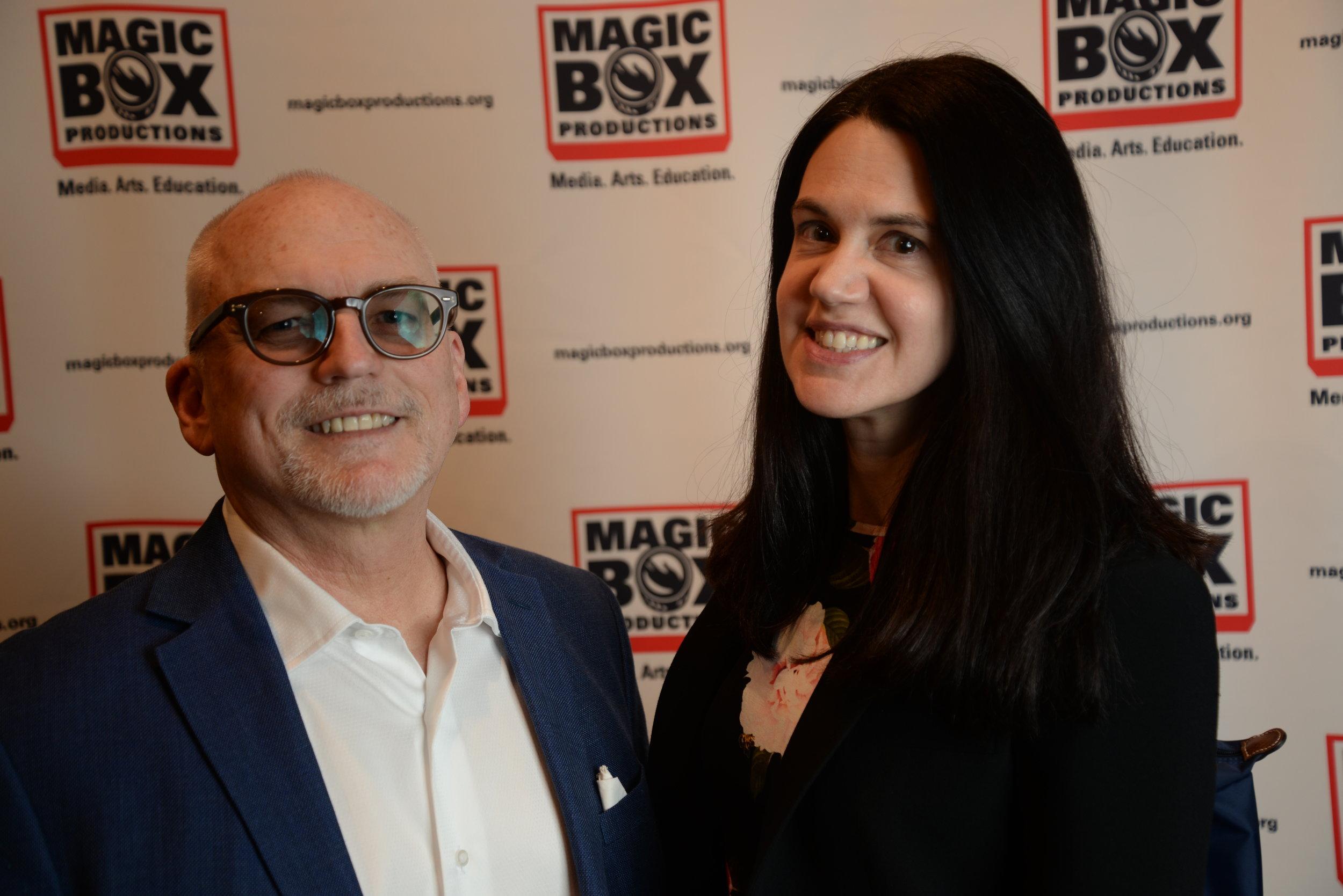 Stuart Vance & Lisa Erbach
