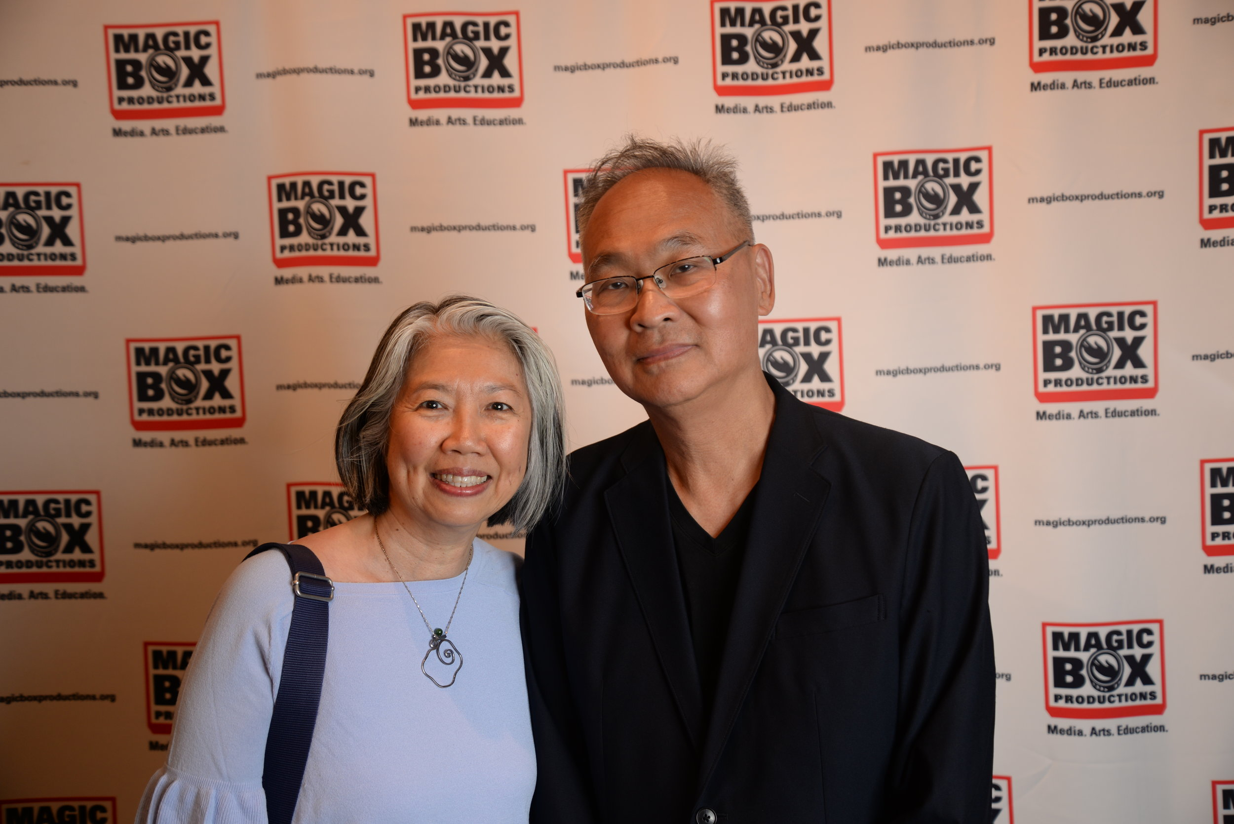 Chi & John Lei