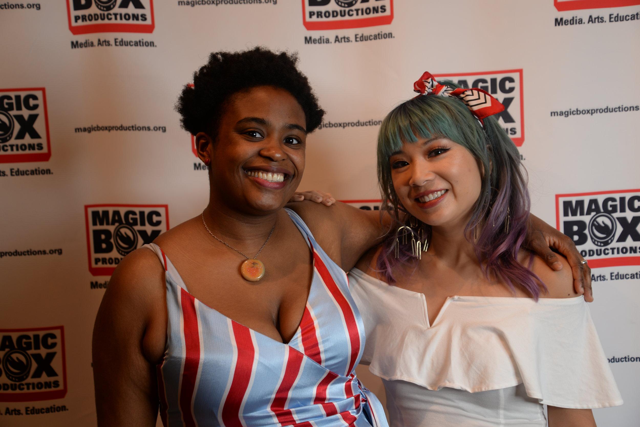 Ariele Jennings & Tiffany Lin
