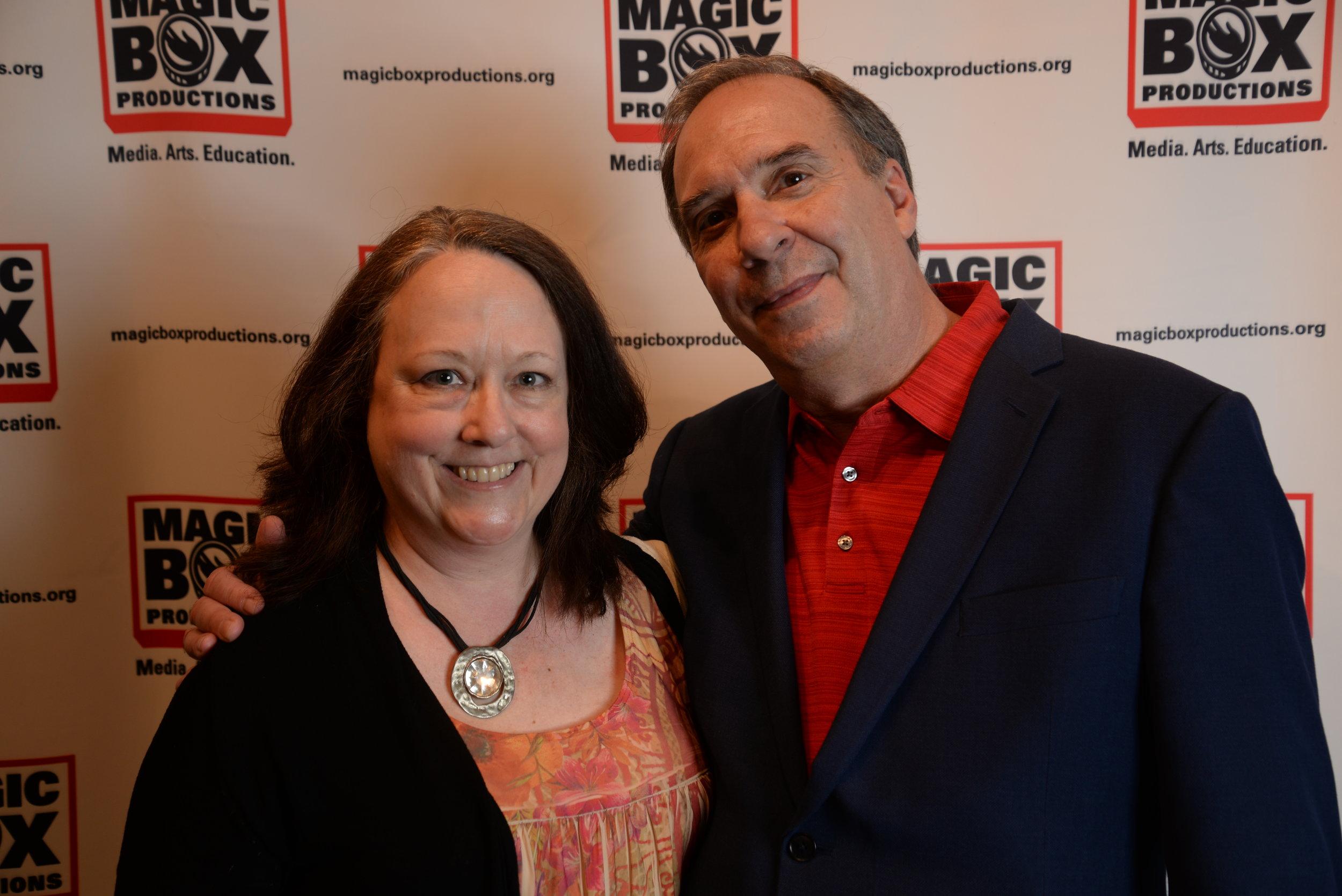 Linda Key & Jim Gossett