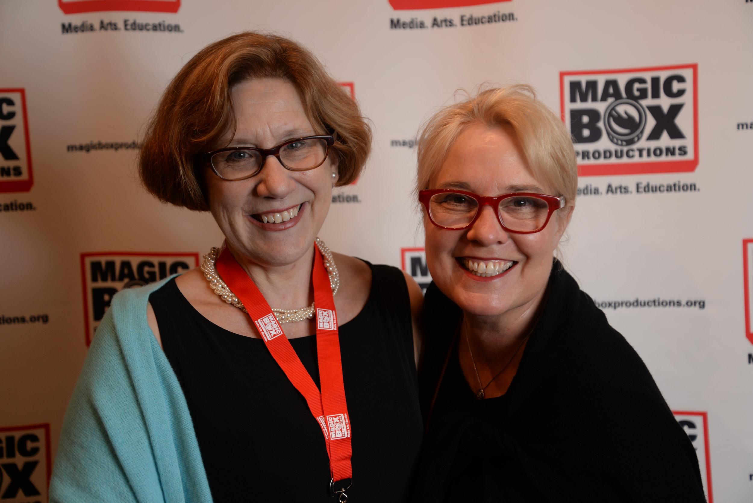 Executive Director Nelle Stokes & Sarah Boone