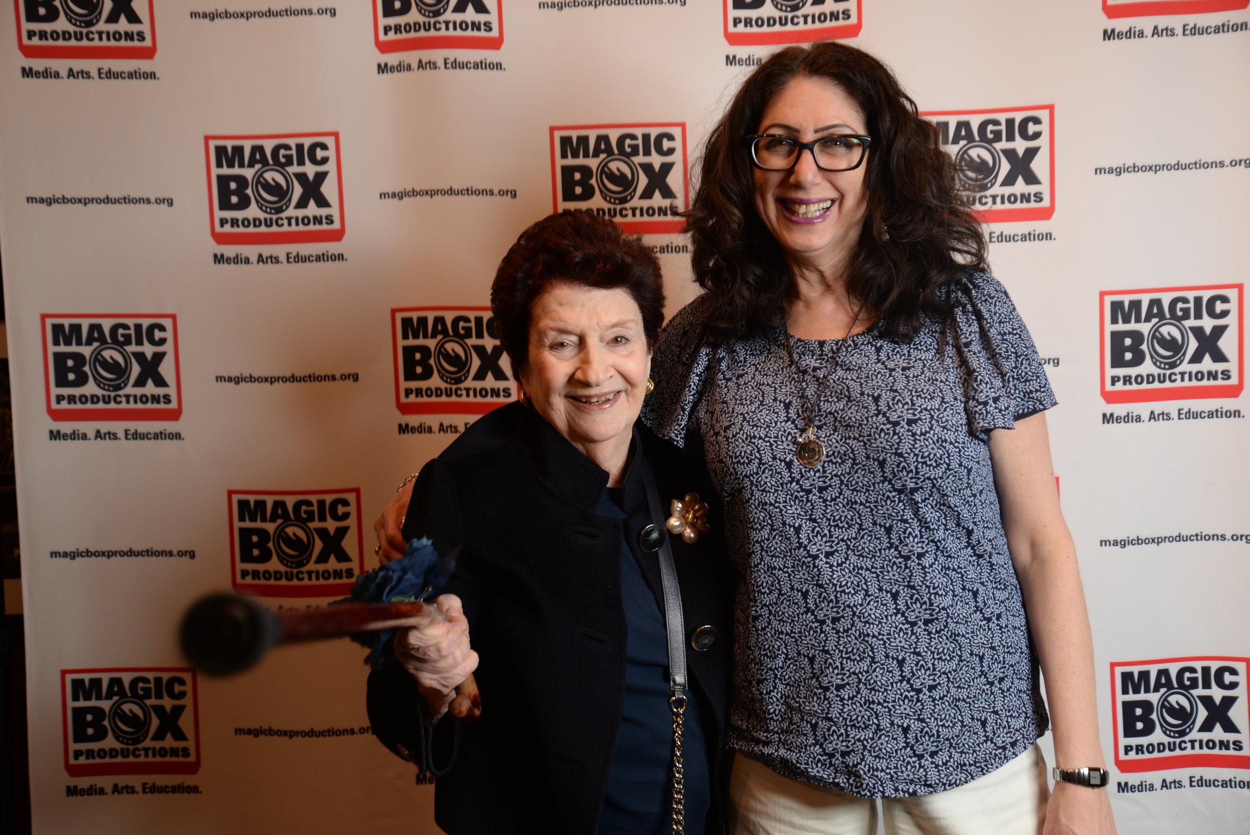 Maryann Alfano & Judy Passer