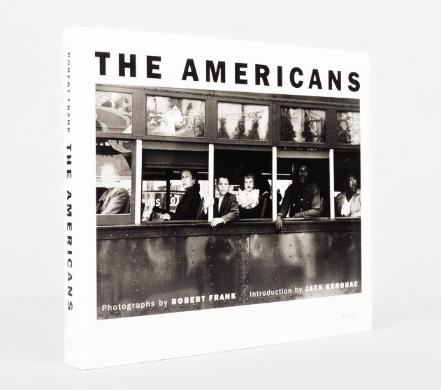 2. The Americans - by Robert Frank and Jack Kerouac