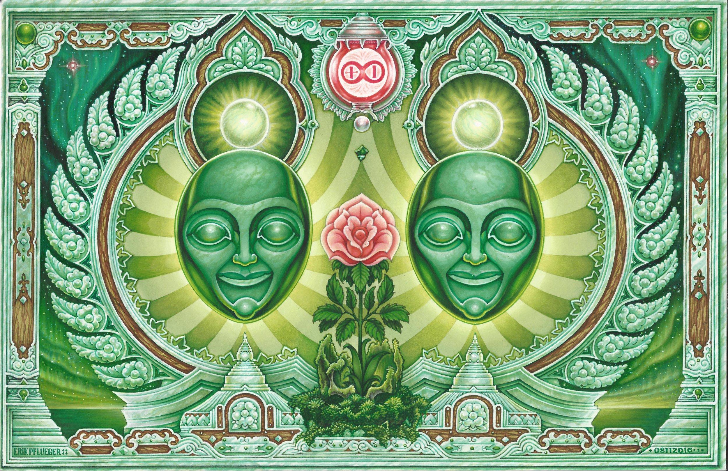 Portrait of Soulmates in Green.jpg