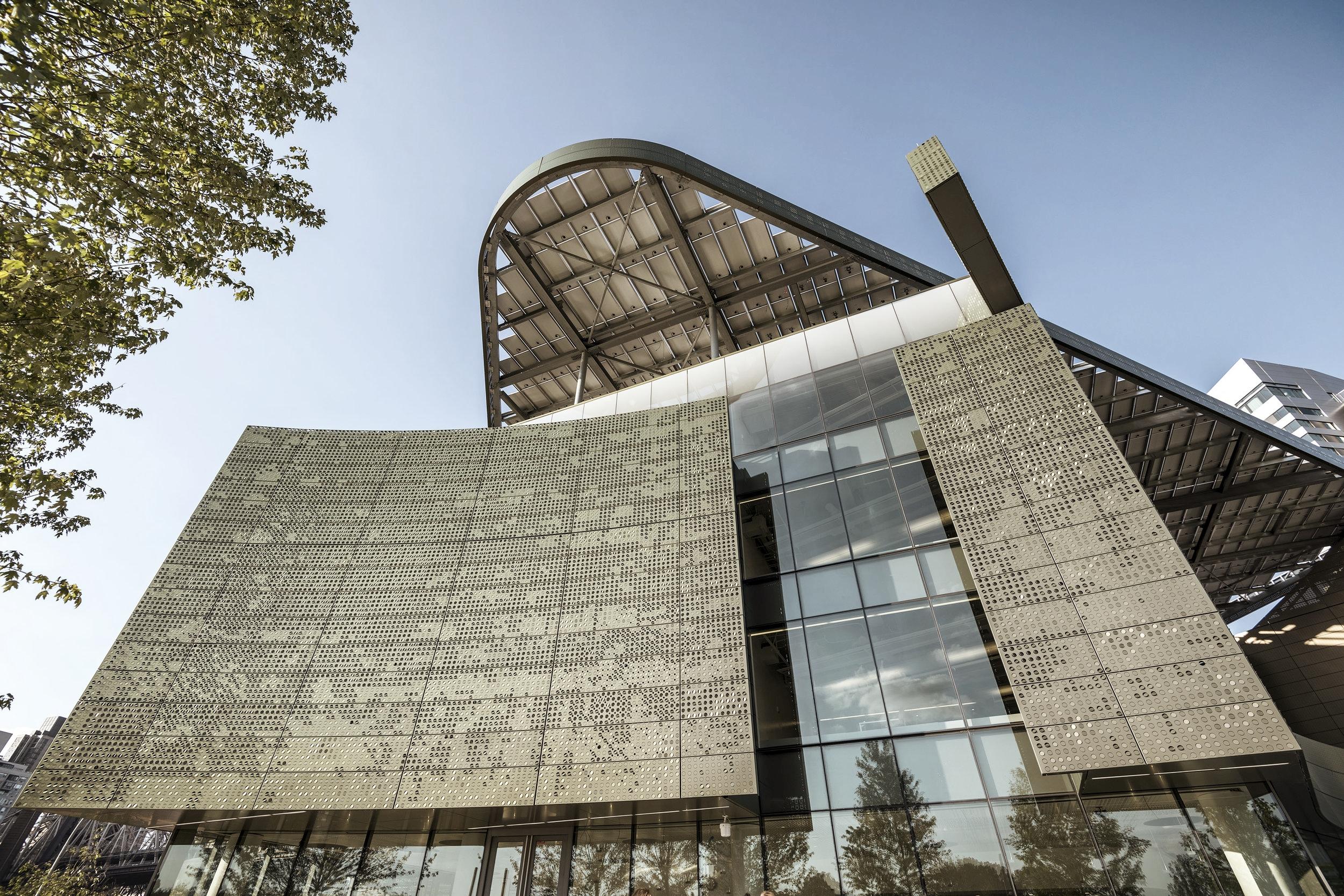 Bloomberg Center at Cornell Tech