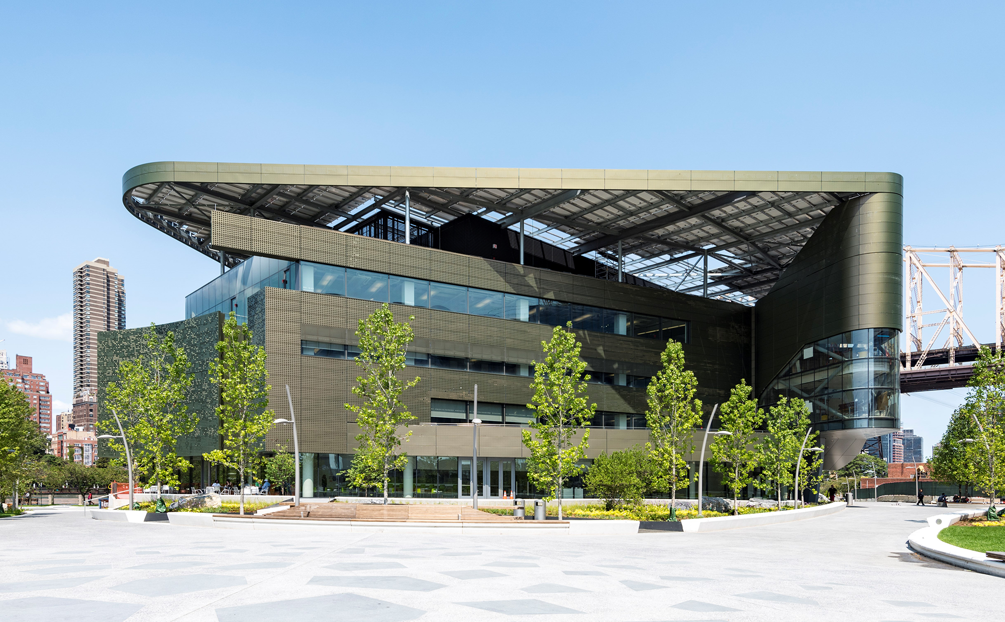 The Bloomberg Center at Cornell Tech