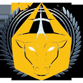 Bull Transport Badge