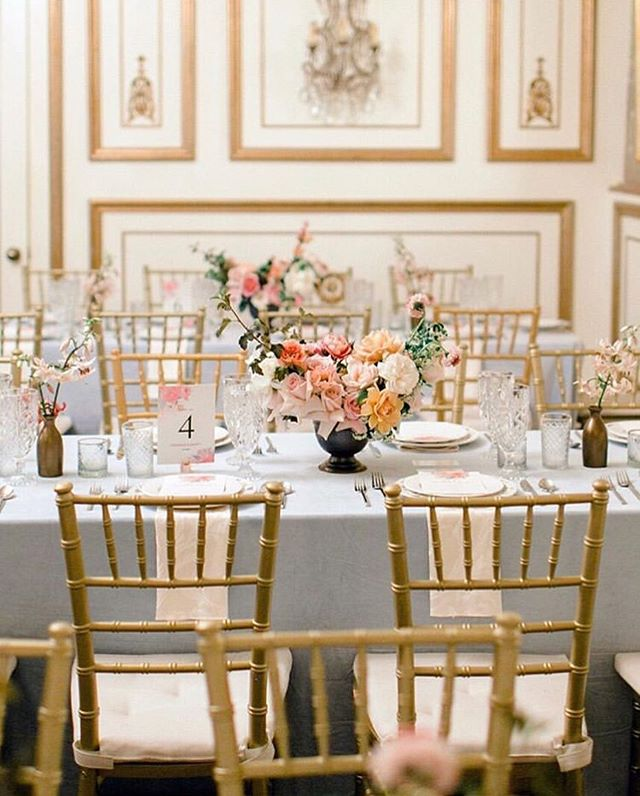 Soft, sweet and pristine elegance. Event at Palazzo by @premiereeventsaustin. Photo by @Kayla.snell. Thank you @kipallenweddings!