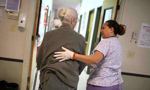 People newly insured through the Affordable Care Act should not get too used to their monthly premiums. Many rates are poised to change.    ( Justin Sullivan/Getty )