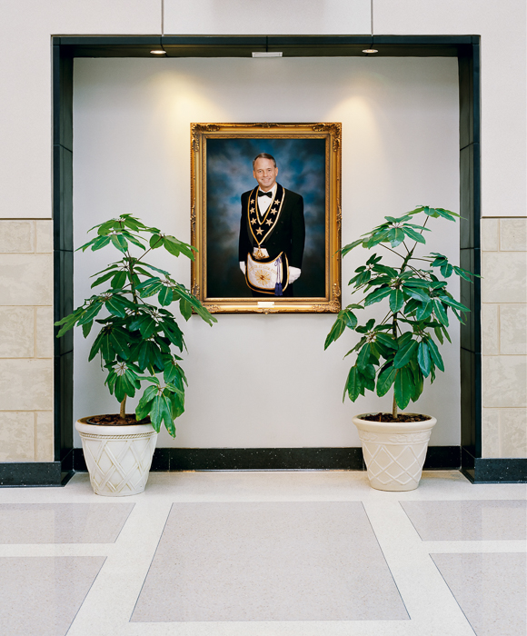 Ronald A. Aungst 116th Right Worshipful Grand Master (2006-2007)