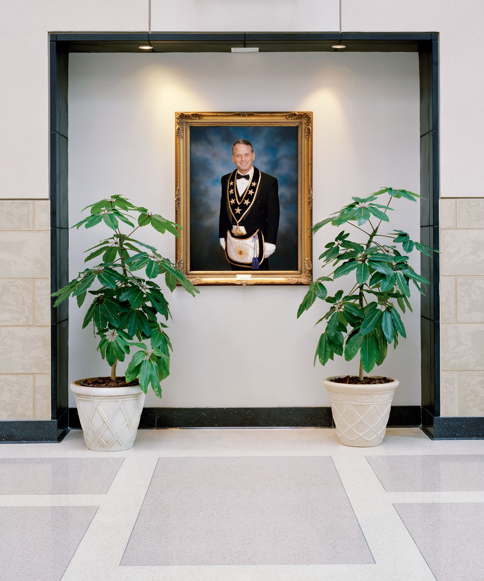 Ronald A. Aungst, 116th Right Worshipful Grand Master (2006-2007)