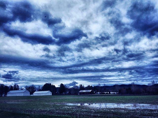 #rainyday #othersidema #igersmassachusetts #igers413 #landscape #cloudporn #skyporn