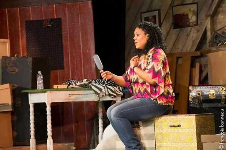 as Roberta in Sistas: The Musical