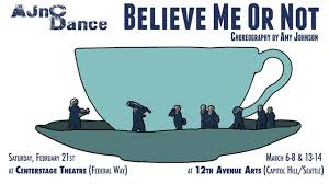 Believe Me or Not (2015) *Image courtesy of AJnC