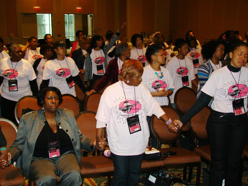 Women of Deliverance's 1st Annual Women's Conference.