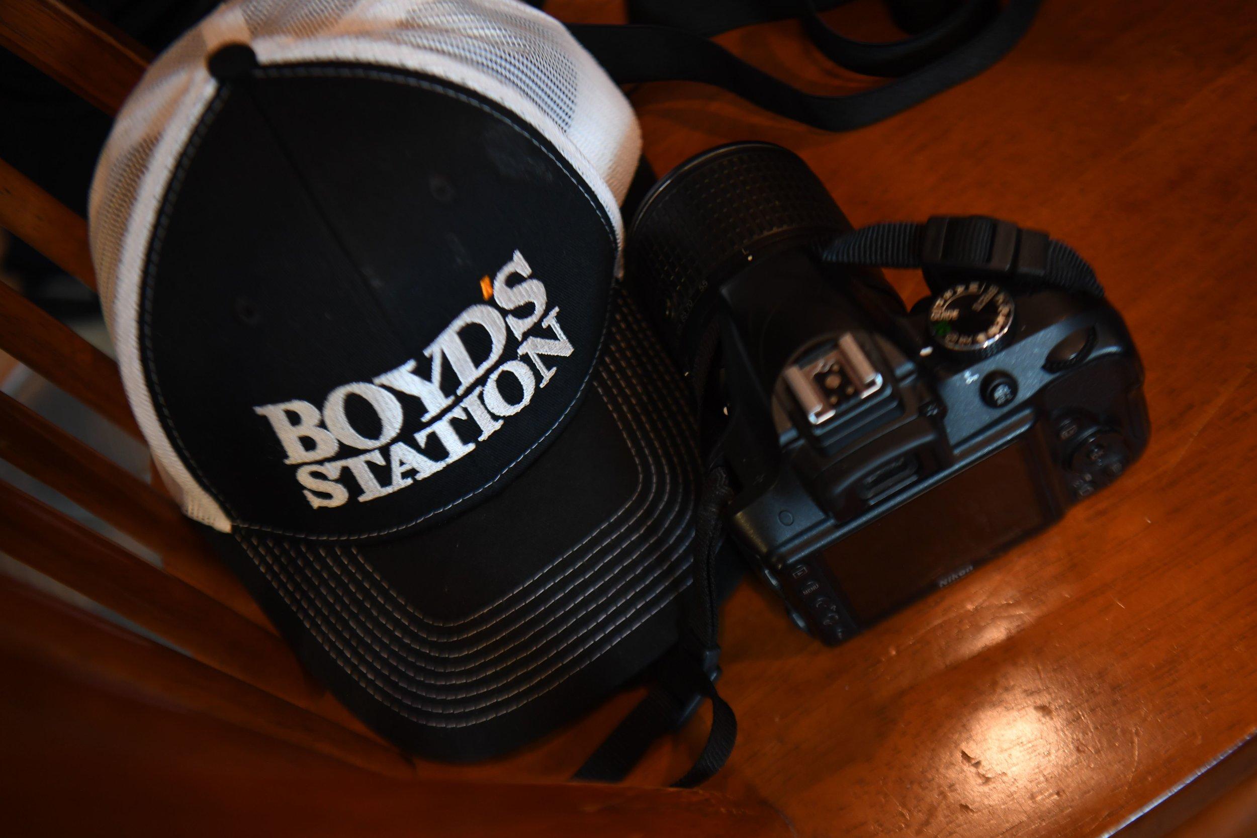 Boyd's Station