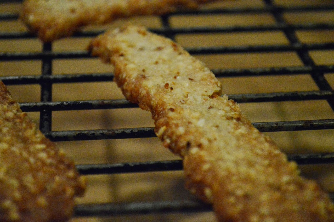 Sesame Sticks