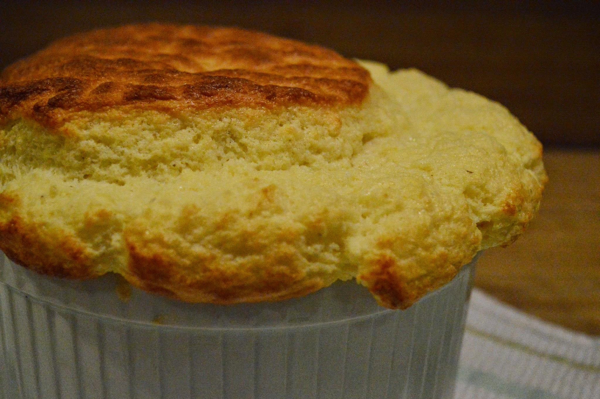 Spoon Bread Souffle