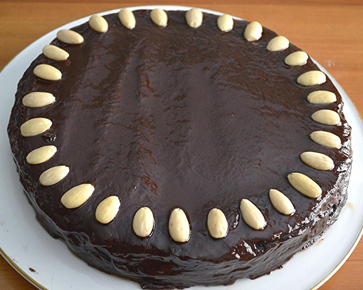 Queen Mother's Cake