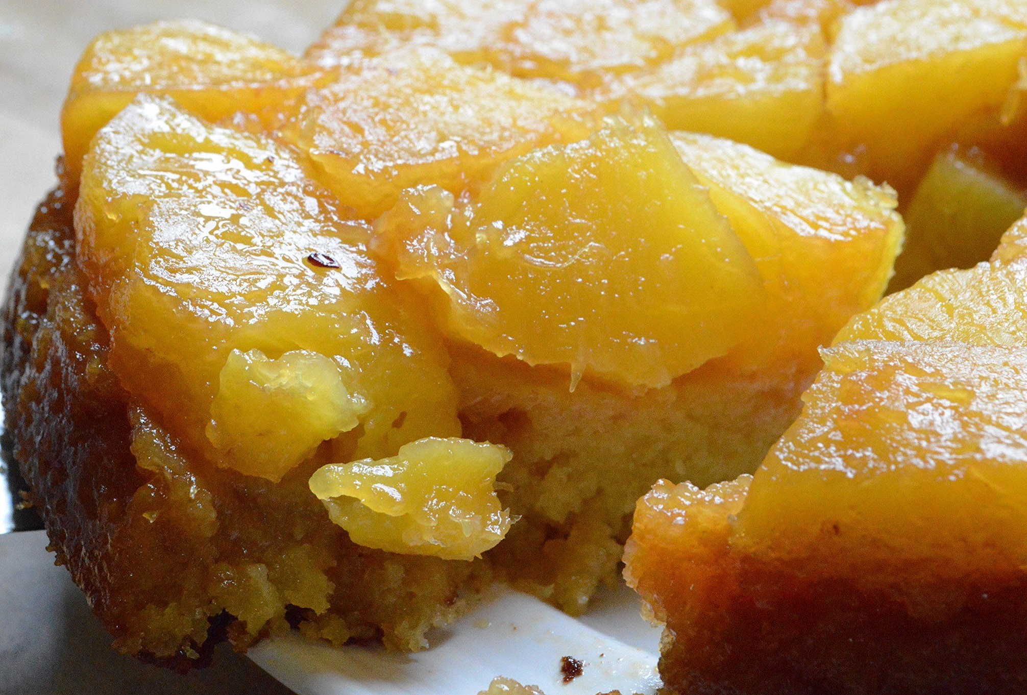 Old-Fashioned Pineapple Upside Down Cake